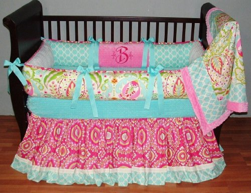 Best Price Modpeapod Braelyn Breathable Baby Bedding Set