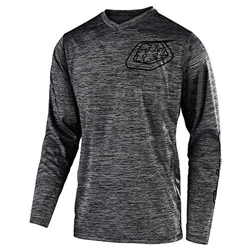 Troy Lee Designs 307487002 Gp Jersey Mono Heather Gray Sm