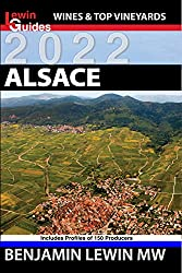 Wines and vineyards of Alsace