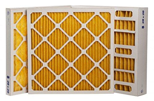 Santa Fe Classic Dehumidifier 16 X 20 X 2' Merv 11 Filters (4021475) - 6 Pack