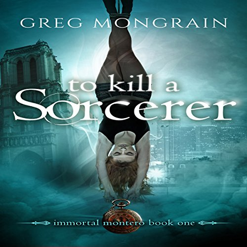 To Kill a Sorcerer cover art