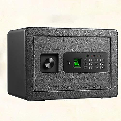 XHMCDZ Joyería de Lujo Caja de Seguridad electrónica Digital de Seguridad Bloqueo de Teclado Home Office Hotel Visita del Arma automático del almacenaje del Uso del Dinero