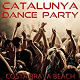 Catalunya Dance Party. Costa Brava Beach