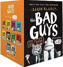 Bad Guys Episode 1-10 Box Set by Aaron Bailey