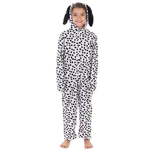 Dalmatian - Disfraz de dálmata para niño, talla 140 cm (281117 ...