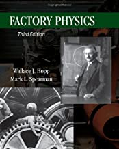 Best factory physics book Reviews