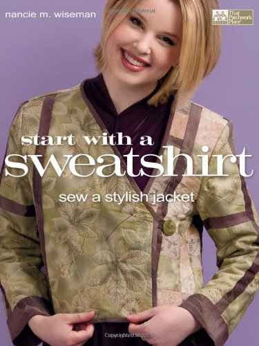 Start with a Sweatshirt: Sew a Stylish Jacket
