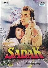 Sadak (Brand New Single Disc Dvd, Hindi Language, With English Subtitles, Released By WEG)Made in USA