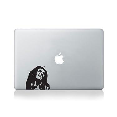 Bob Marley Vinyl MacBook Decal/Laptop Decal - Fits MacBook Air (11/13), MacBook Pro (13/15), MacBook Pro Retina (13/15) and MacBook Retina (12)
