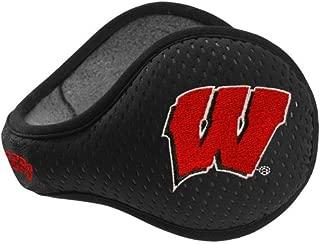 Reebok 180S University of Wisconsin NFL Ear Warmers