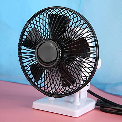 Secador de manicura, ventilador eléctrico de bajo ruido, ventilador de mesa, niñas...