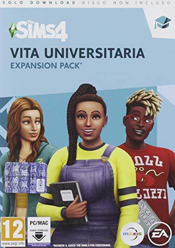 The Sims 4 (Ep8) Vita Universitaria (Ciab) - Pc