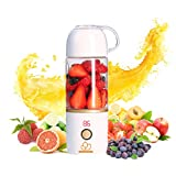 Personal Portable Blender, Mini Juicer Cup for Smoothies and Shakes 500ml Rechargeable