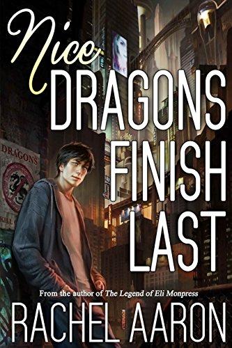 Nice Dragons Finish Last (Heartstrikers) (Volume 1)