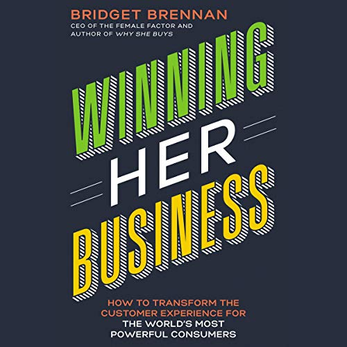 Couverture de Winning Her Business