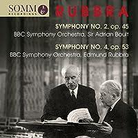 Rubbra: Symphonies Nos 2 & 4