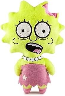 Kidrobot Simpsons Zombie Lisa Phunny Plush