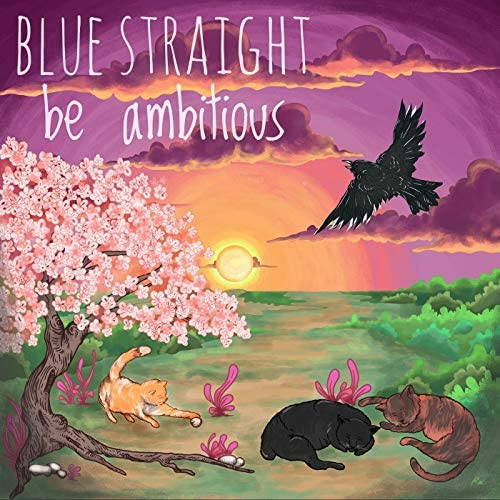Blue Straight