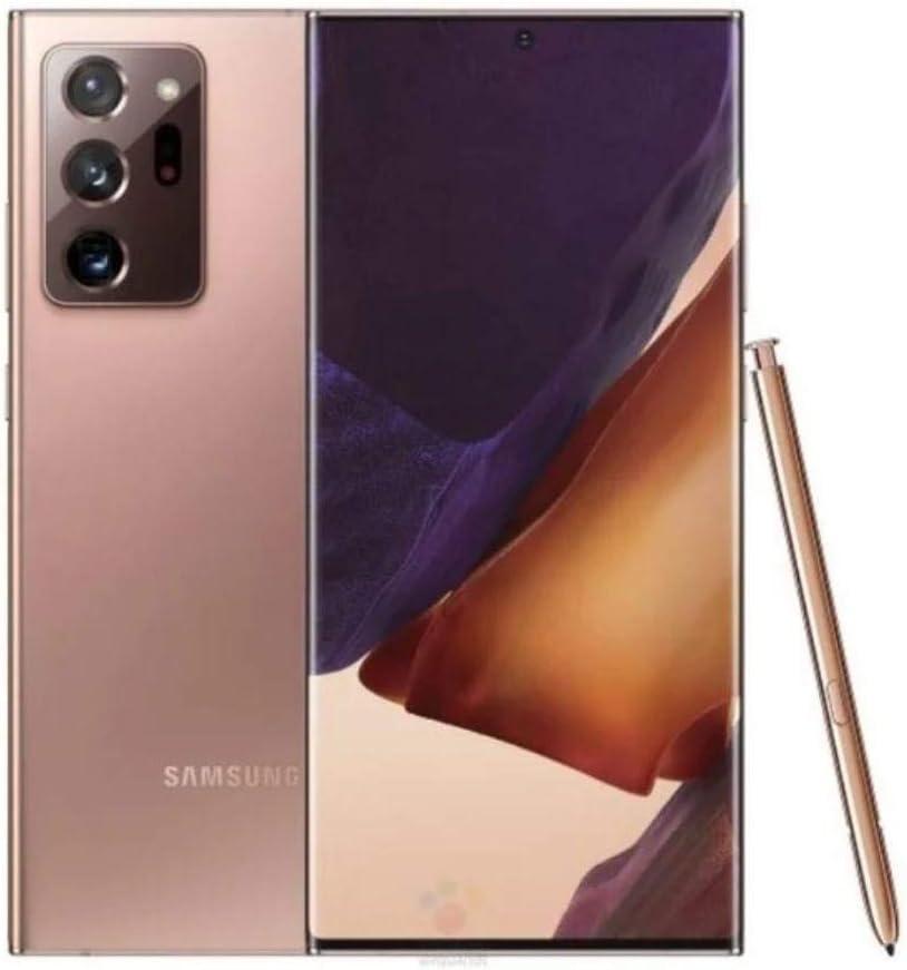 Samsung Galaxy Note20 1 year warranty Max 68% OFF Ultra N9860 12GB Unloc 256GB RAM Factory