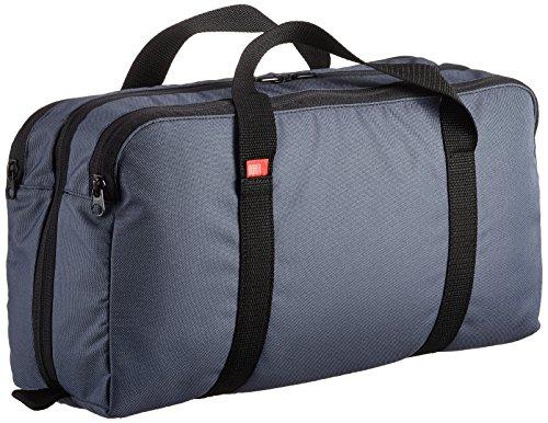 FAHRER Unisex– Erwachsene Packtasche-2085900010 Packtasche, Schwarz, One Size