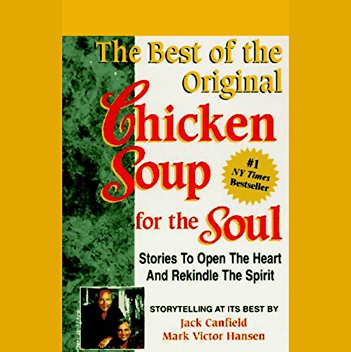 The Best of the Original Chicken Soup for the Soul Titelbild