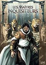 Les Maîtres inquisiteurs T11 - Zakariel de Nicolas Jarry