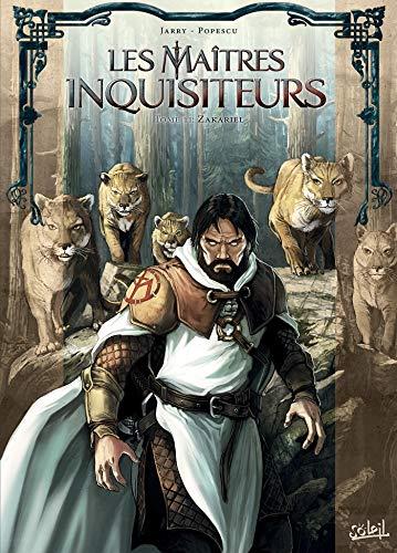 Les Maîtres inquisiteurs T11
