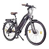 NCM Milano Plus Urban E-Trekking E-Bike 48V 16Ah 768Wh Schwarz 28