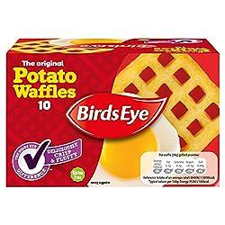 Birds Eye 10 The Original Potato Waffles, 567g (Frozen)