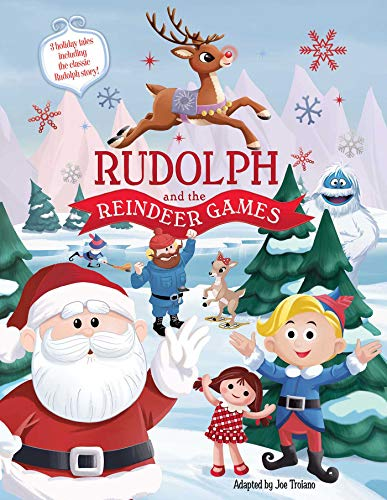 Rudolph and the Reindeer Games