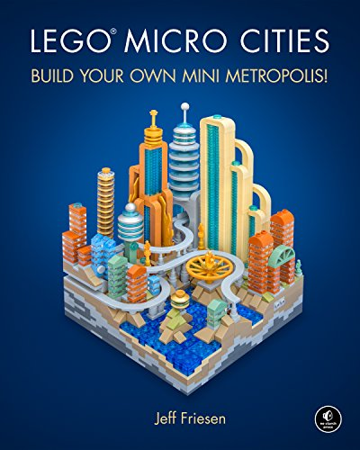 LEGO Micro Cities: Build Your Own Mini Metropolis! (English Edition)