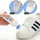 Scarpe bianche 100ML universali, scarpe da basket facili da usare, stivali, sandali, detergente per la pulizia della casa, scarpe da ginnastica agenti