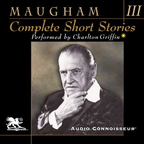 Complete Short Stories, Volume 3 cover art