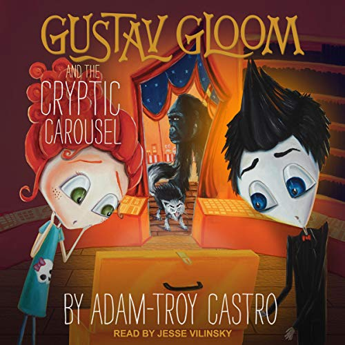 Gustav Gloom and the Cryptic Carousel Titelbild