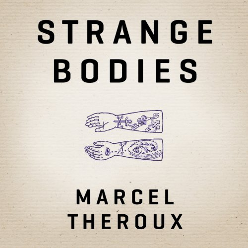 Strange Bodies audiobook cover art