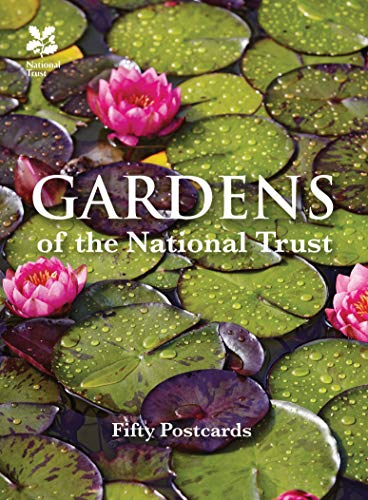 Gardens of the National Trust Postcard Box: 50 Postcards