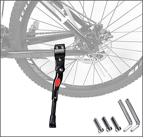 Exporee Fahrradständer Einstellbare Universal Fahrradständer Unterstützung für Fahrrad Mountainbike Rennrad mit Raddurchmesser 20~27,5 Zoll