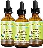 Aceite MORINGA CERTIFICADO ORGÁNICO. 100% Puro/Natural/Sin diluir. 1 fl.oz.- 30 ml....