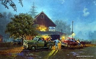 dave barnhouse art