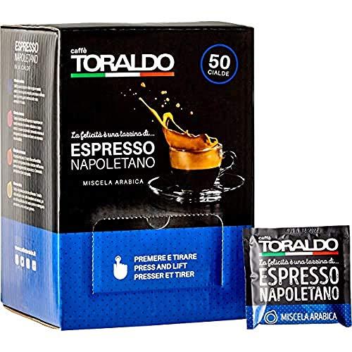Caffè Toraldo Napoletano Miscela Arabica 50 Cialde