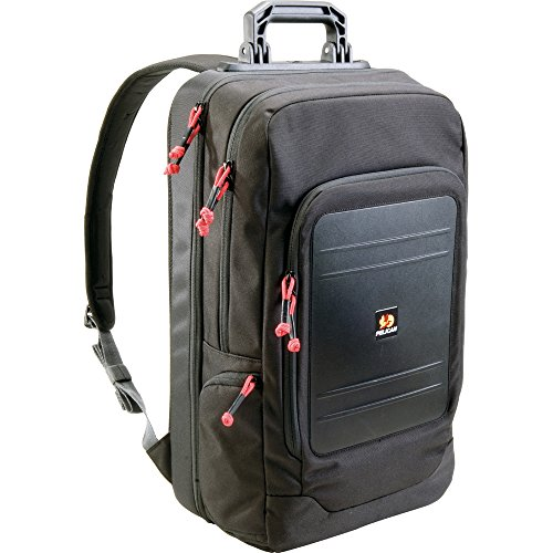 Pelican U105 Urban Backpack for 15-Inch Laptop, Black, 0U1050-0003-110