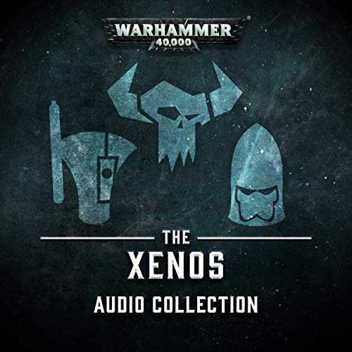 The Xenos Audio Collection audiobook cover art