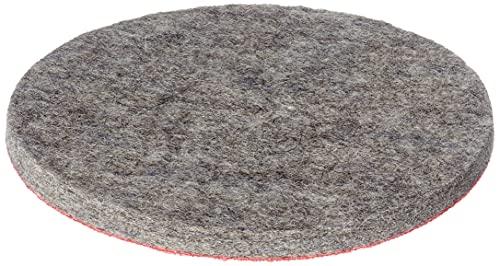 Bosch 2 609 256 054 - Fieltro de pulido para lijadora excéntrica, 125 mm