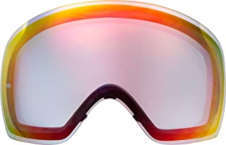 Zero Replacement Lenses for Oakley Flight Deck Snow Goggle