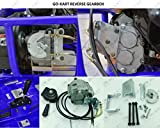 BLAST Go Kart Forward Reverse Gear Box Fits 2HP - 11HP Engine 41P 10T or 12T TAV30 - ONLY Works with 30 Series Torque Converter