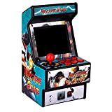 IDE Play Mini Arcade Bolardo Pac-Man Arcade Retro-Mini Juego de arcada clásico...