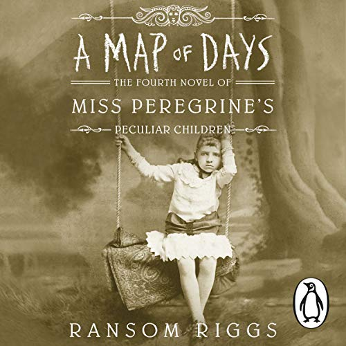 Couverture de A Map of Days