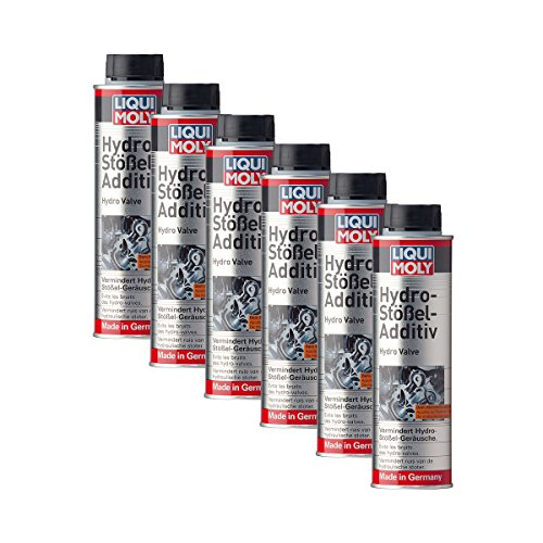 6x LIQUI MOLY 1009 Hydro-Stößel-Additiv 300ml