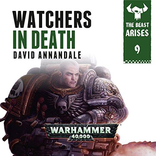 Watchers In Death: Warhammer 40,000 audiobook cover art