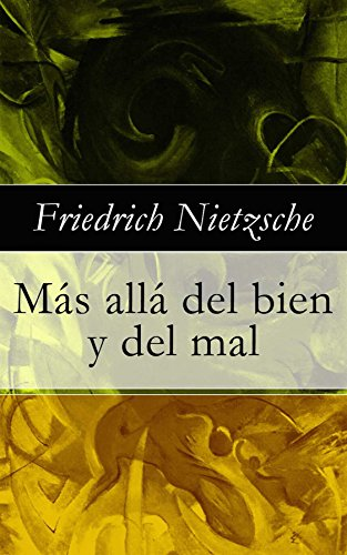 Más allá del bien y del mal eBook: Nietzsche, Friedrich: Amazon.es: Tienda Kindle